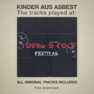 Kinder aus Asbest - Young & Cold Tracks (2013)