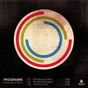 Programm: Everything at Once (2013)