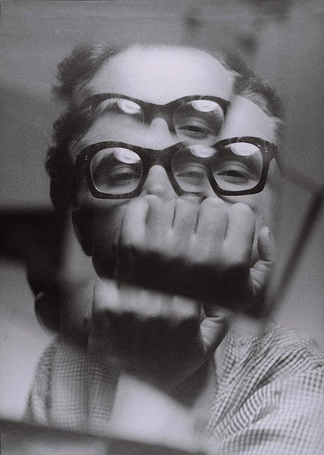 Zdzisław Beksiński - autoportret