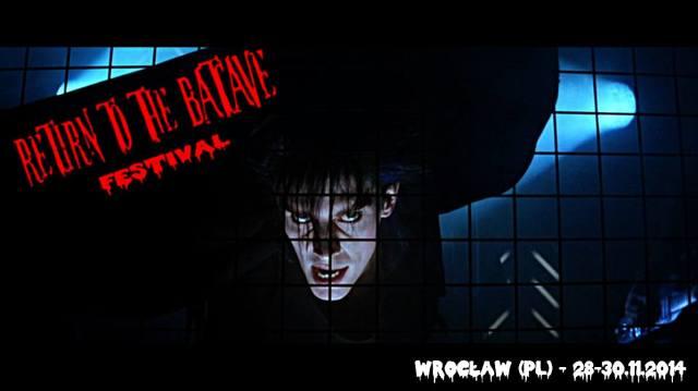 Return To The Bat Cave Festival - logo