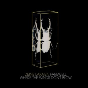 Deine Lakaien - Farewell / When The Wings Don't Blow (maxi singiel 2014)