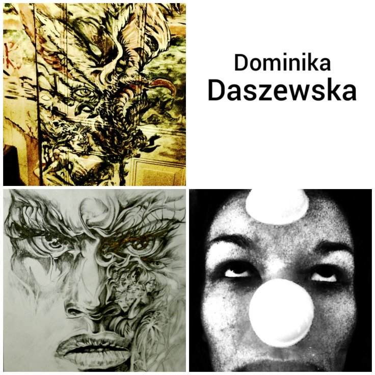 Dominika Daszewska - kolaż - Wave Press
