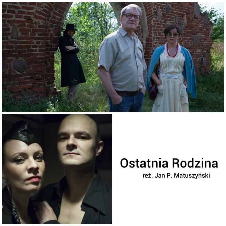 Jan P. Matuszyński - Ostatnia Rodzina (film fabularny; Polska; 2016)