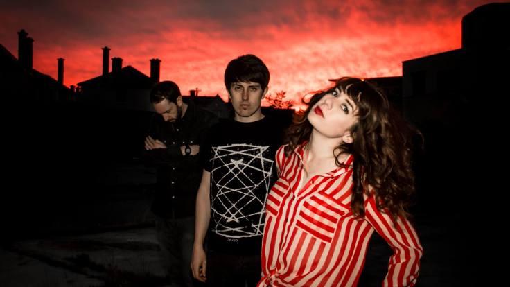 Sleep Thieves: Sorcha Brennan, Keith Byrne, Wayne Fahy (fot. Neil Hoare)