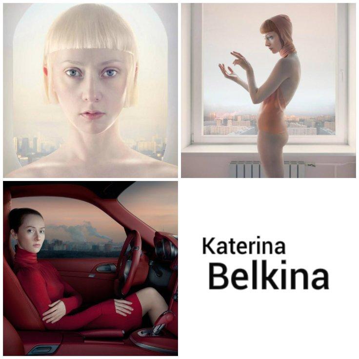Wave Press Obrazy - Katerina Belkina