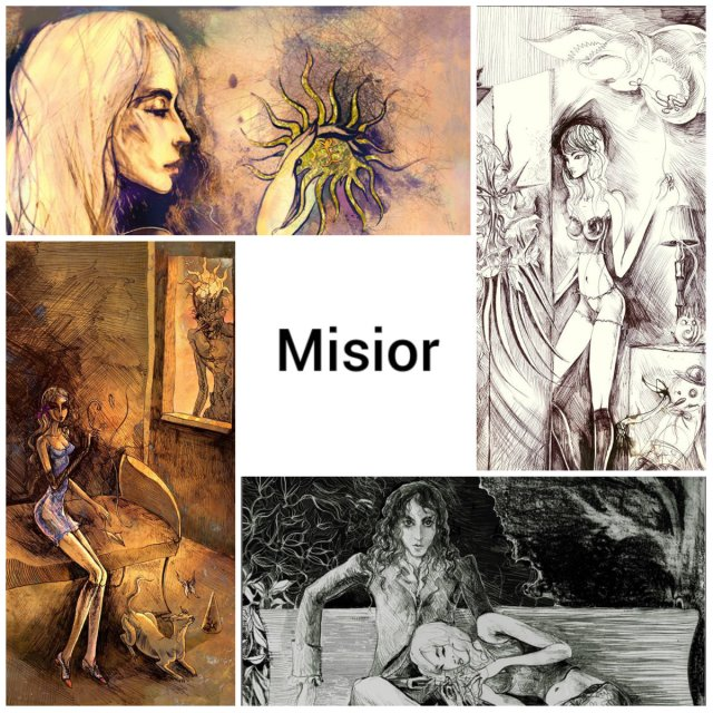 Wave Press Obrazy - Misior
