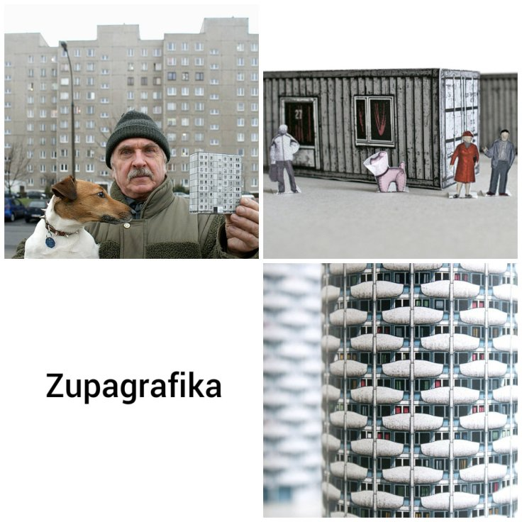 Zupagrafika - Wave Press Obrazy