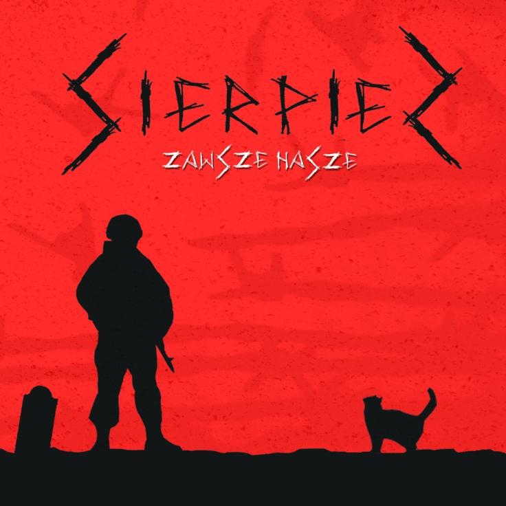 Sierpien - Zawsze Nasze (lp; 2014) - okładka płyty