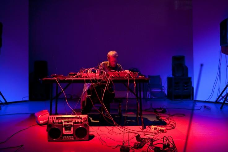 Brian Pyle / Ensemble Economique (fot. John Scharpen)