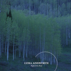 Lydia Ainsworth - Right from Real (lp; 2014)