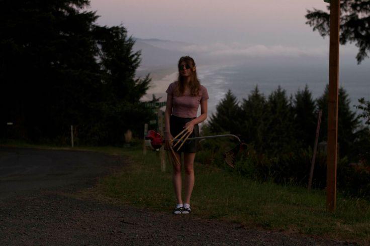 Lydia Ainsworth (fot. Matthew Lessner)