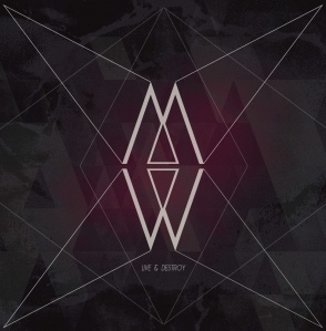 Minuit Machine - Live & Destroy (lp; 2014)