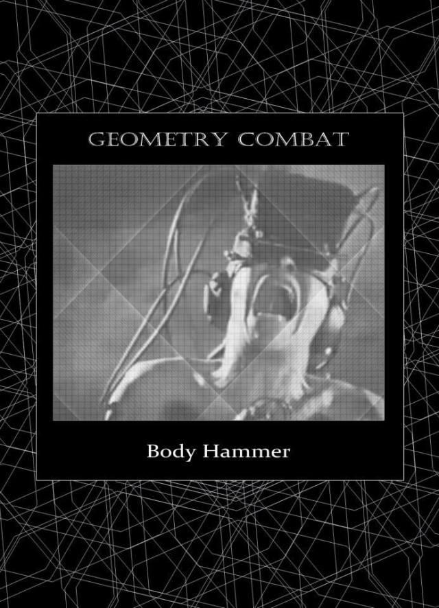Utwory Geometry Combat posiadają ilustracje graficzne...