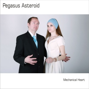 Pegasus Asteroid - Mechanical Heart (ep; 2014)