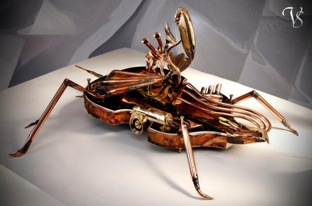 """""""My Sweety Spider"""" © Greg von Seduce (2010)"""