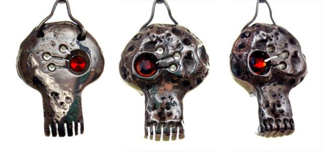"""""""Silver Brain"""" © Greg von Seduce (2013)"""