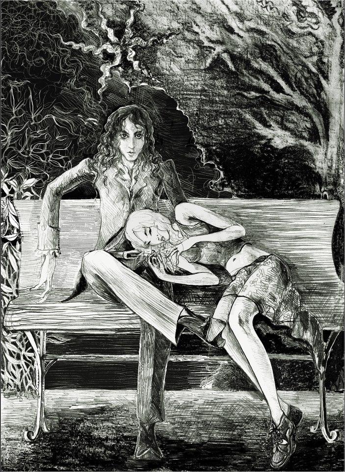"""""""Hrabia Julian i Leya"""" © Misior (2013)"""