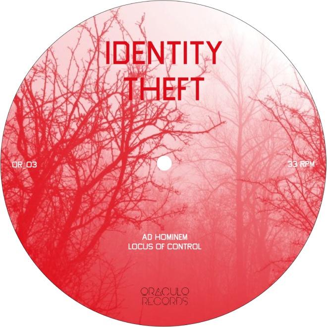 Identity Theft - Silent Calliope's Curse (płyta winylowa w wersji 45 RPM)