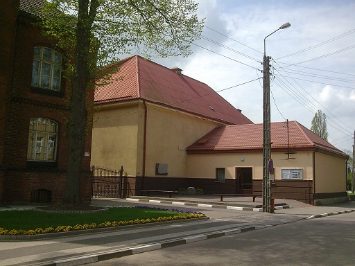 Budynek MGOK Lidzbark