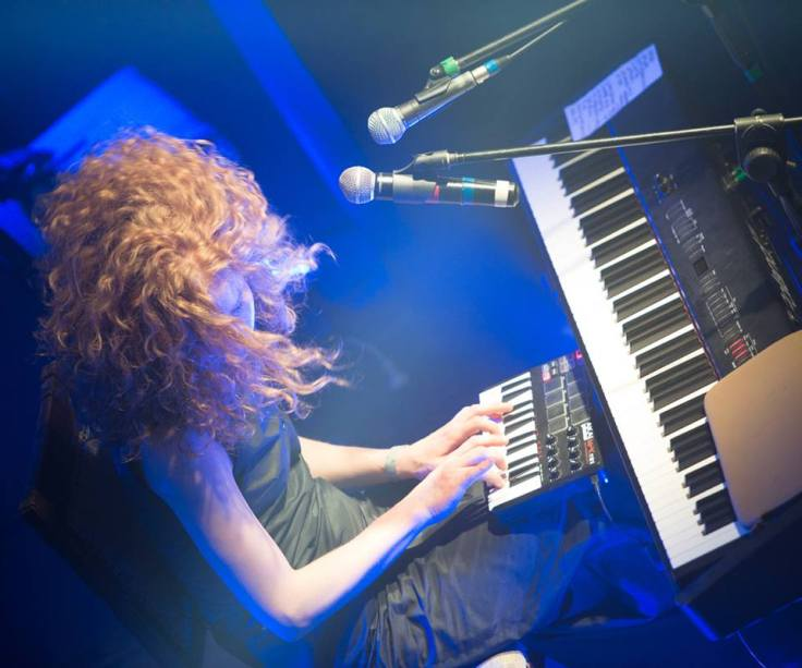 Alina Orlova (fot. Rytis Šeškaitis Photography)