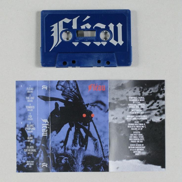 Album Fléau wydany zostanie na kasecie w limitowanym nakładzie stu egzemplarzy.