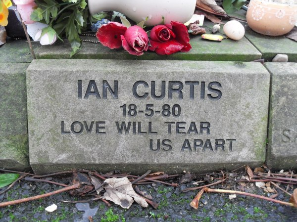 Ian Curtis - Love Will Tear Us Apart