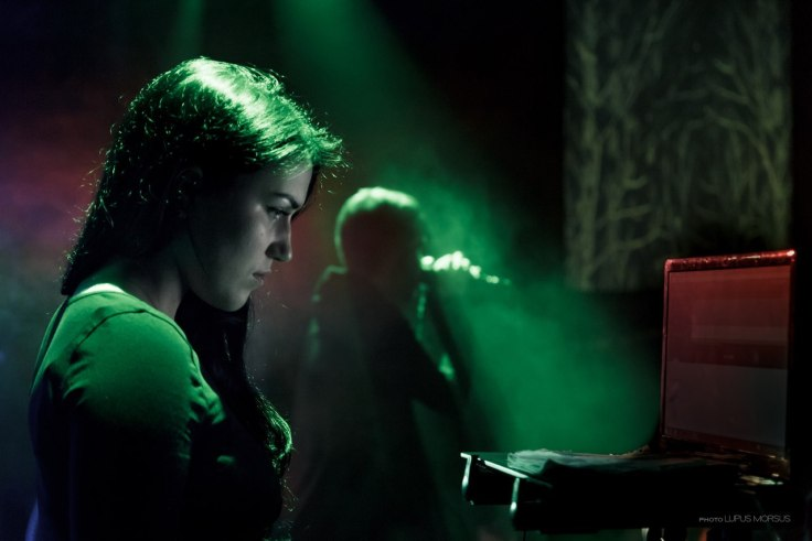 Jelizaweta Szaprańskaja (Сруб) - fot. Lupus Morsus