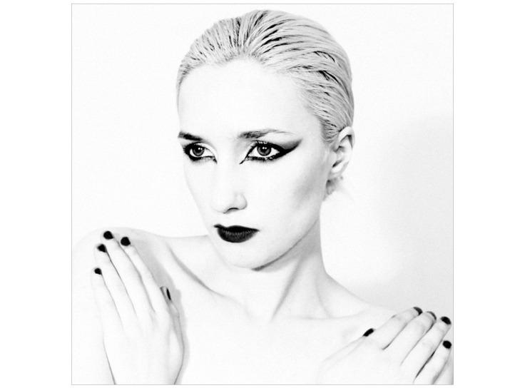 Sally Dige - zdjęcie z wkładki do płyty 7