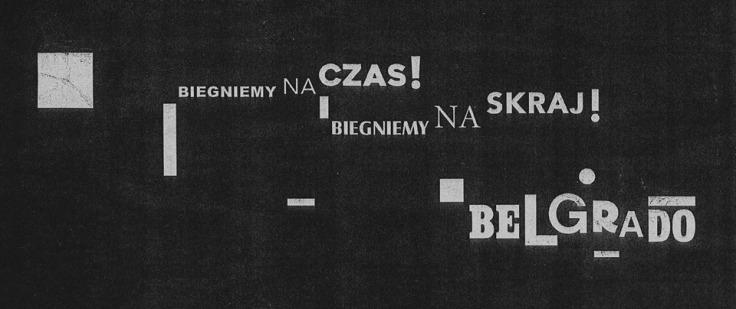 Belgrado - Past (Hydrozagadka - Warszawa - 14.10.2017)