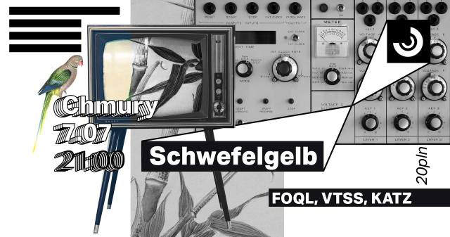 Schwefelgelb - FOQL - VTSS - KATZ (Warszawa - Chmury - 07.07.2017)