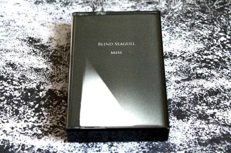 Blind Seagull - Mess (kaseta magnetofonowa / źródło: Facebook)