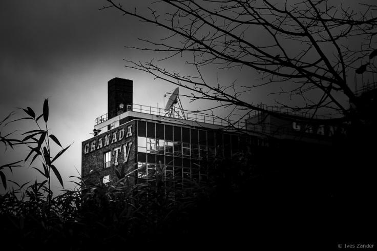 Budynek Granada TV (fot. Ives Zander / źródło: listentothesilence.net)