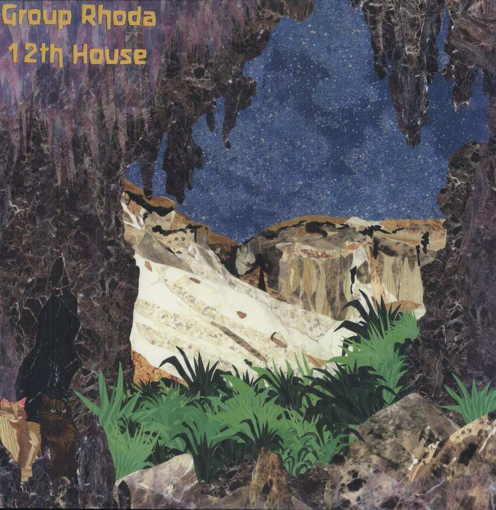Group Rhoda - 12th House (lp; 2013)
