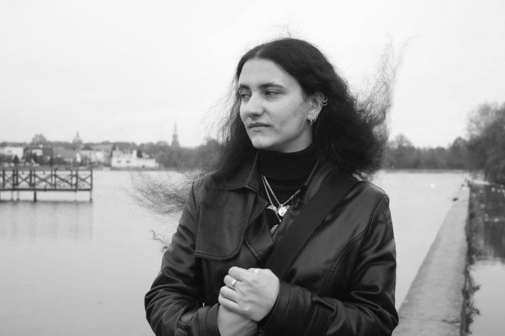 Joanna Elżbieta Girej / Pani Nożownik (źródło - mirrorphobic.pl)