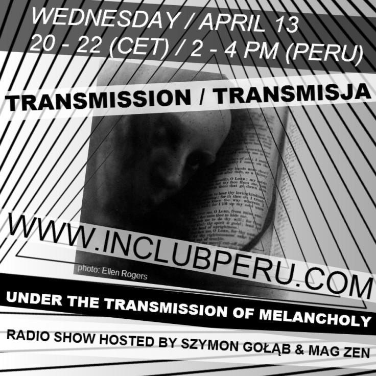 Transmission / Transmisja (13.04.2016)