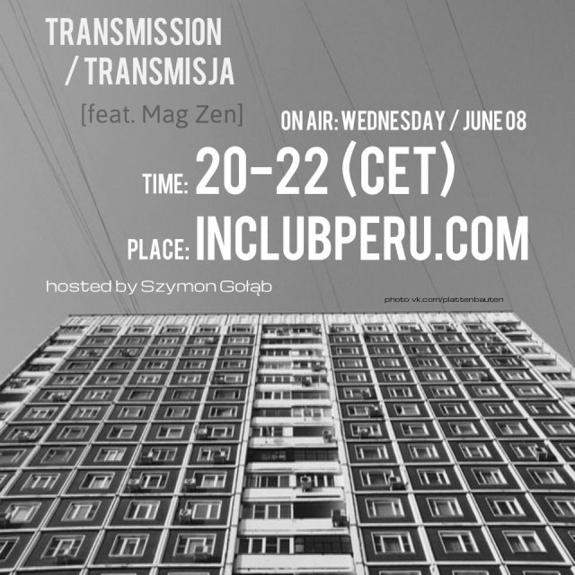 Transmission / Transmisja [08.06.2016]