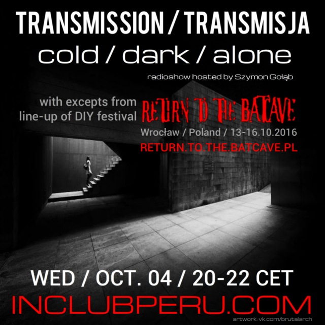 Transmission Transmisja 05.10.2016