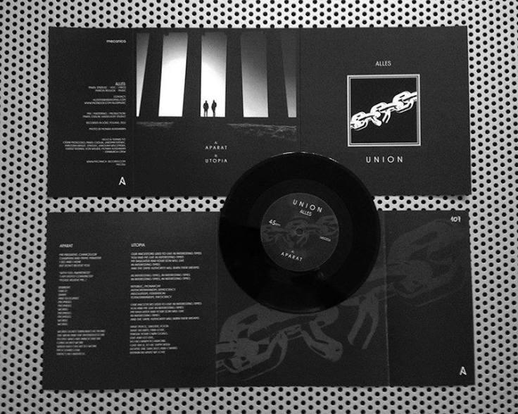 Alles: Union - okłada i płyta winylowa (źródło: Facebook)