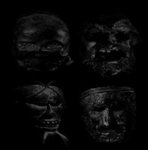Mad Masks - Mad Masks (lp; 2015)