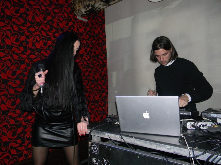 YusYus - koncert w klubie Alter Ego (fot. Blackheim / źrodło: materiały autora)