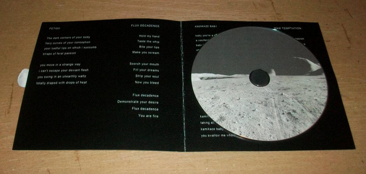 Metal Disco - Fetish Club Anthems - wkładka i płyta CD