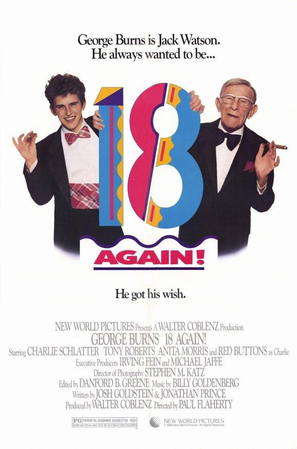 18 Again! - plakat