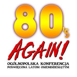 80's Again - logo 1