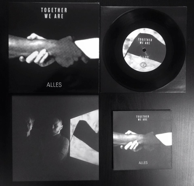 Alles - Together We Are Alles (płyta winylowa i CD - źródło - mecanica.bigcartel.com)
