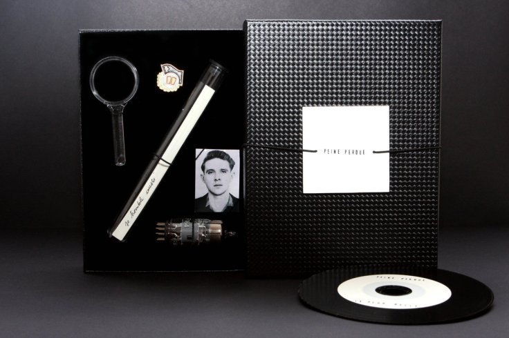 Peine Perdue - La Peur Belle Art Box No. 3