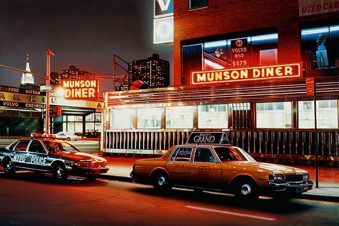 Robert Gniewek - Munson Diner #3