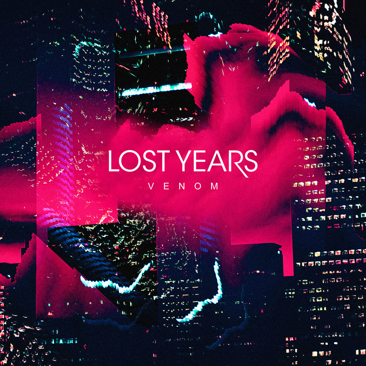 Lost Years - Venom (EP; 2016)