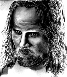 Monika Kłobucka - Aragorn