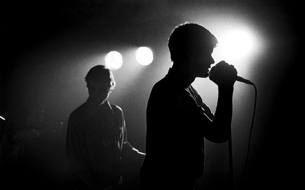 Ian Curtis i Joy Division