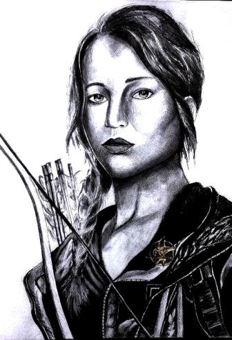Monika Kłobucka - Katniss